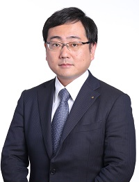President and CEO Motoya Aizawa